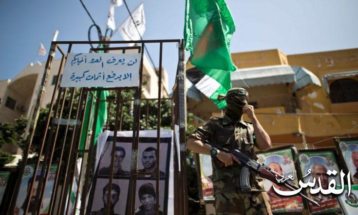 صورة حماس تنفي قرب بدء مفاوضات مع إسرائيل في القاهرة للتوصل إلى صفقة تبادل أسرى وترحب بأي وساطة