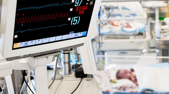 صورة الانتان الوليدي (Neonatal sepsis)