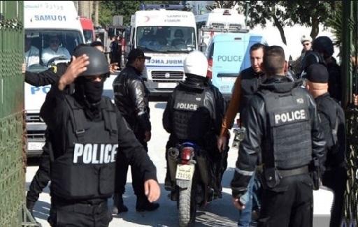 """صورة الداخلية التونسية تعلن إفشال مخطط إرهابي يستهدف نشر فيروس كورونا بين أفراد الأمن بـ""""العطس والسعال"""" بتوجيهات من عنصر مسرح مؤخرا من السجن في قضية ارهابية"""