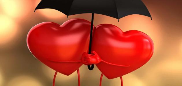 صورة أعراض الحب عند الرجل