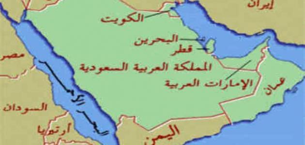 صورة أين تقع قطر
