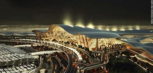 صورة أين يقع مطار الملك خالد