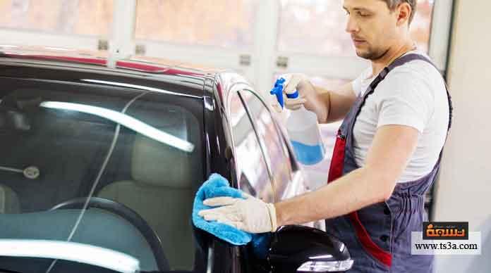 صورة كيف يُمكنك إزالة الطلاء عن سيارتك وتنظيفها جيداً؟!