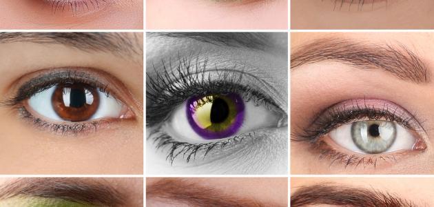 صورة اعرف شخصيتك من لون عينيك