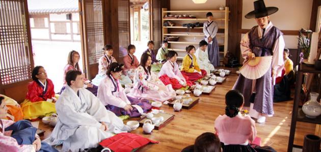 صورة الثقافة الكورية