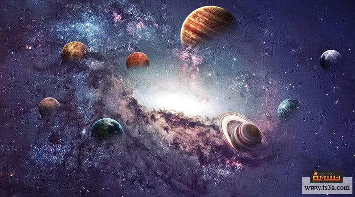 صورة كيف بدأ تكون الكواكب في المجموعة الشمسية ومتى حدث ذلك؟