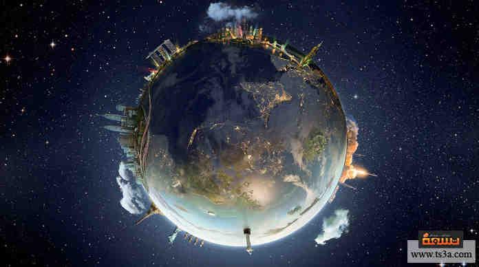 صورة توقف دوران الأرض : ماذا سيحدث لو توقفت الأرض عن الدوران ؟