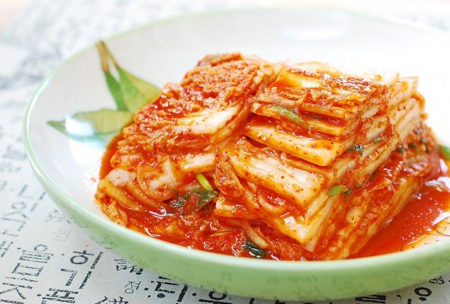 اكلات كورية مشهورة مرحبا سيدتي