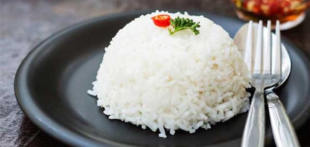 صورة فوائد الأرز لكمال الأجسام