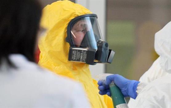 صورة بوتن: الوضع بسبب فيروس كورونا يتفاقم في روسيا