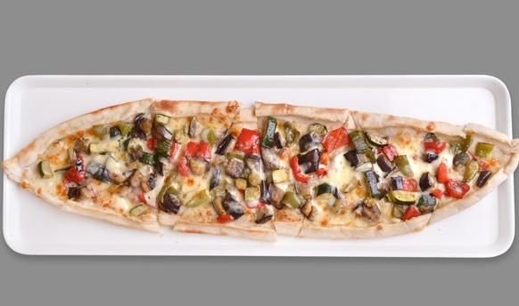 صورة وصفة لتحضير فطائر البيتزا بطريقة صحية