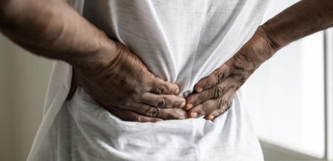 صورة علاج الديسك او الانزلاق الغضروفي