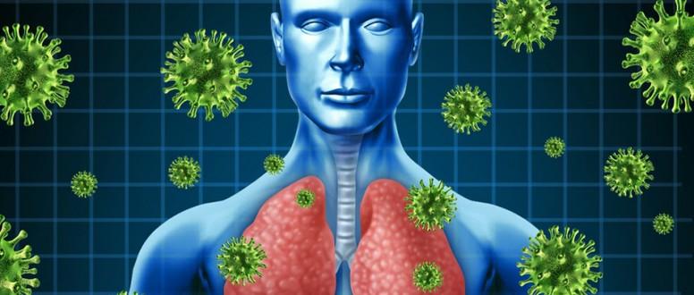 صورة مسببات التهابات الجهاز التنفسي بأنواع البكتيريا الخفية