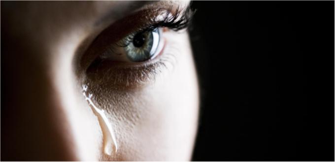 صورة الدموع.. أنواعها وأهميتها