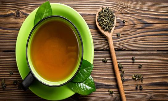 صورة فوائد الشاي الاخضر للمرأة