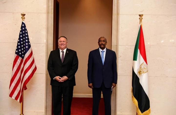 صورة هكذا تفاعل نشطاء السودان مع زيارة بومبيو للخرطوم