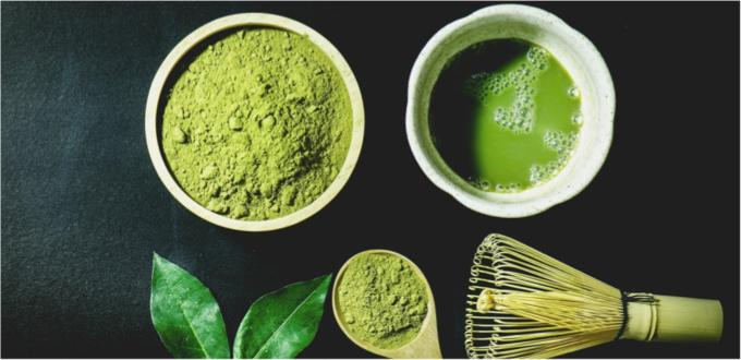 صورة شاي الماتشا- الشاي الاخضر الصيني