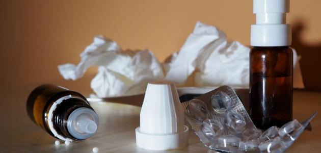 صورة ادوية حساسية الانف