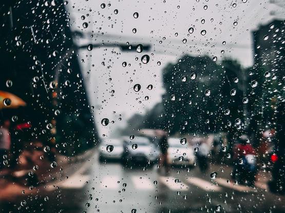 صورة زخات مطرية محتملة في الشمال