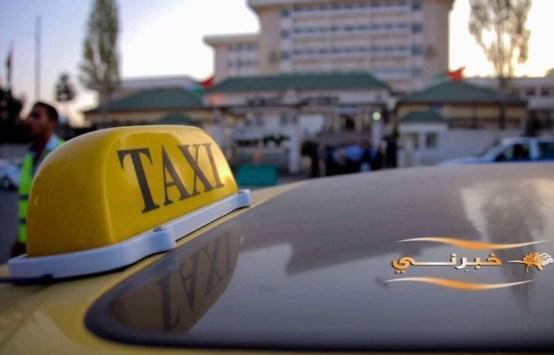 صورة آلية تقديم التاكسي لخدمة التوصيل المنزلي