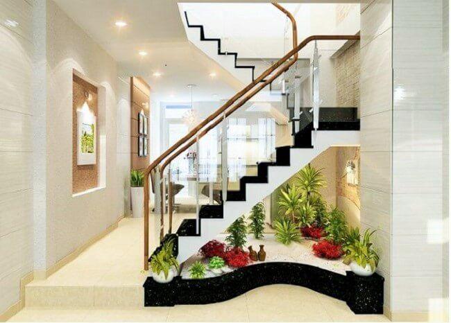 صورة أفكار مبتكرة وعصرية لتصميم ديكور رائع أسفل الدرج!