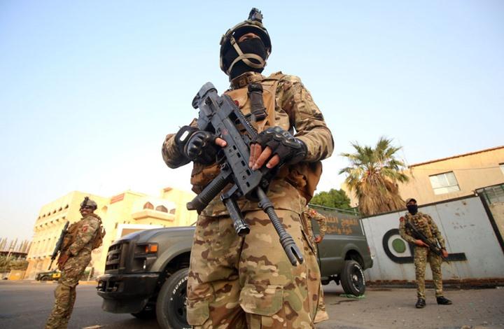 صورة الكاظمي: الحكومة تصدت لمحاولات إضعاف الجيش العراقي
