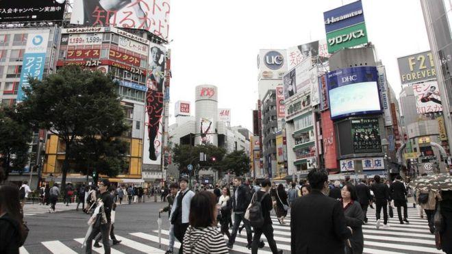 صورة فيروس كورونا: اليابان تشهد أكبر انكماش اقتصادي في تاريخها الحديث
