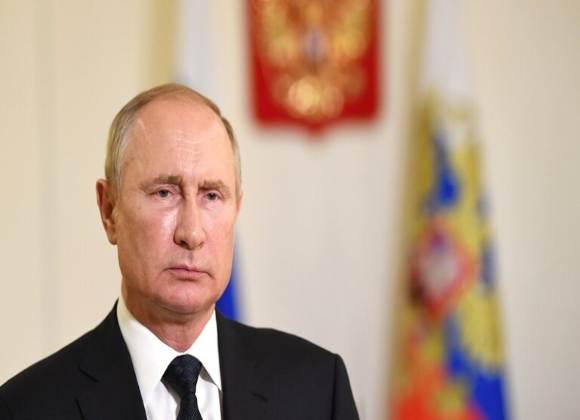 Photo of الرئيس الروسي يحسم موقفه من ملف الاحتجاجات المتصاعدة داخل بيلاروس ويؤكد: نحن ننطلق من مبدأ أنه تم إجراء انتخابات