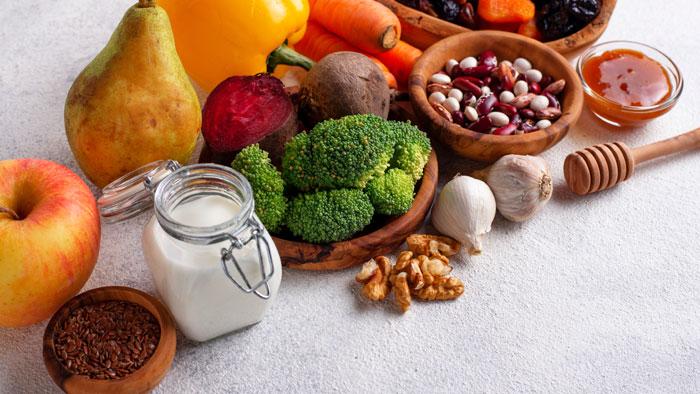 صورة أطعمة تخفض الكوليسترول (1)