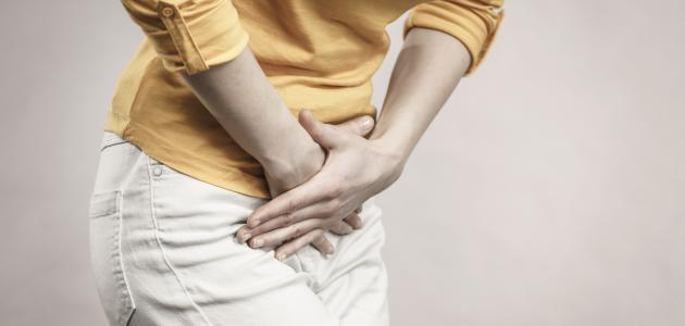 صورة أعراض رمل المثانة