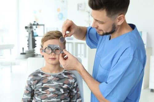 Photo of كيفية اكتشاف مشاكل الرؤية لدى الأطفال الصغار