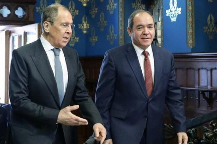 صورة الجزائر تفشل في انتزاع موقف داعم لجبهة البوليساريو من روسيا