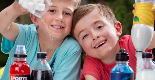 صورة هل مشروبات الطاقة آمنة للأطفال؟