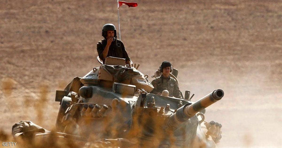 صورة إصابات في الجيش التركي بإطلاق نار في إدلب السورية