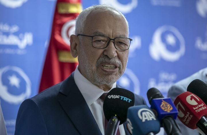 صورة الغنوشي بعد تسلم المشيشي لمهامه: تونس تحتاج هدنة