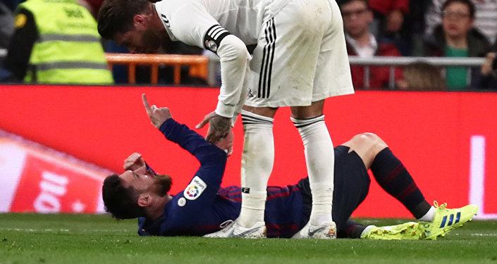 صورة راموس: ميسي يجعل الدوري الإسباني أفضل وخروجه خسارة للجميع