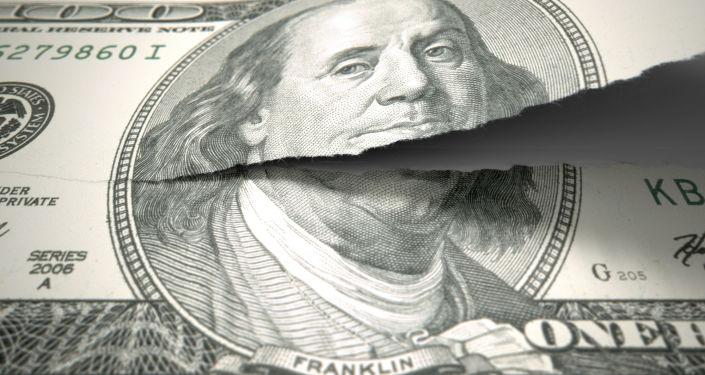 صورة ديون أمريكا تتجاوز حجم الاقتصاد الأكبر في العالم وتبلغ مستوى تاريخي