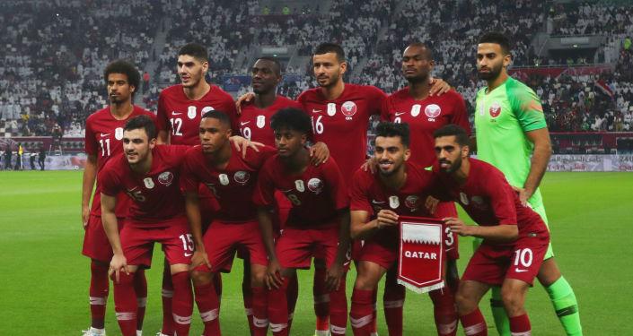 صورة رسميا… دعوة منتخب قطر للمشاركة بكأس الكونكاكاف