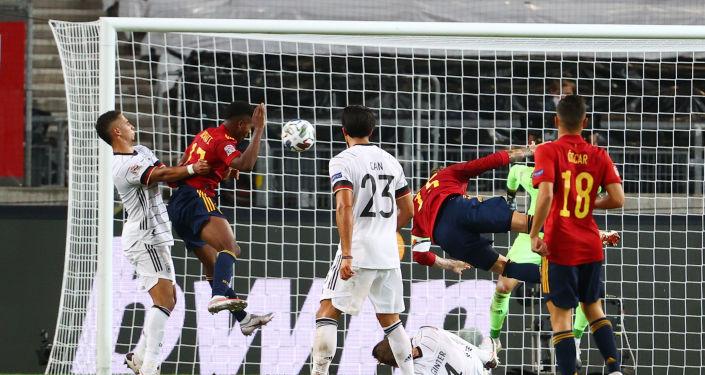 صورة أهداف مباراة ألمانيا وإسبانيا 1-1 في دوري الأمم الأوروبية… فيديو