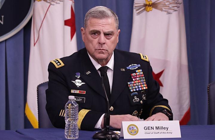 صورة الجيش الأمريكي:لا دور لنا بالانتخابات.. لماذا اضطر لتوضيح ذلك؟