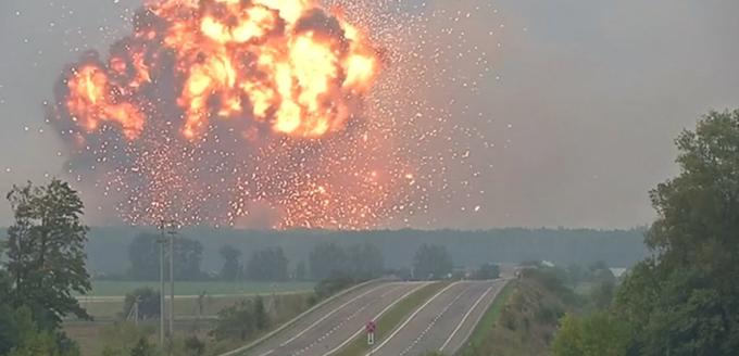 صورة ما هو الانفجار؟ وما مدى تأثيره على الأنسان؟