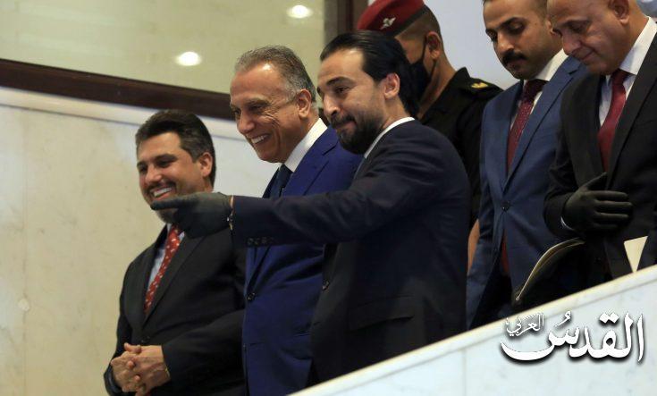 صورة العراق.. الحلبوسي يدعو لسرعة إنجاز قانون الانتخابات