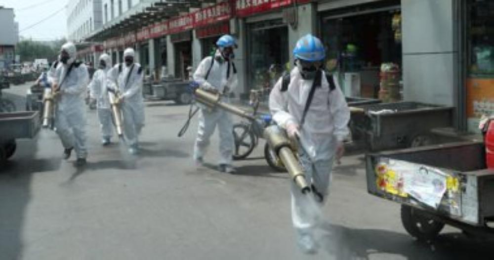 صورة الصين: تسجل 9 إصابات بفيروس كورونا