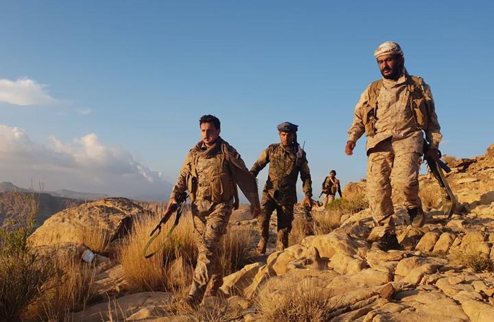 صورة الجيش اليمني يتقدم بالجوف ويأسر 45 حوثيا