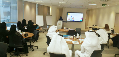 صورة إطلاق برنامج الحياة الصحية في المدارس السعودية