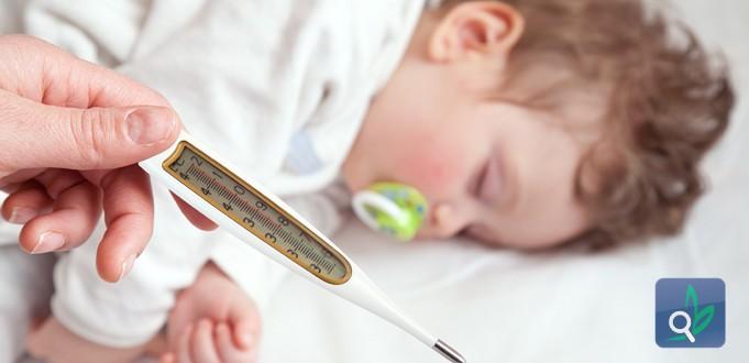 صورة الأطفال وأمراض الشتاء