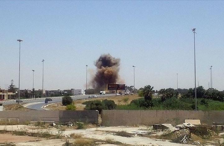 صورة خروقات جديدة لقوات حفتر في سرت بعد رصد تحركات عسكرية