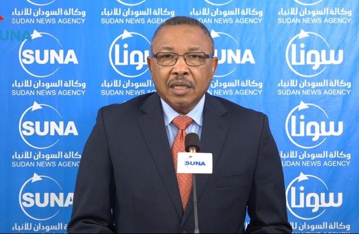 صورة وزير سوداني: بومبيو ربط رفعنا من قائمة الإرهاب بالتطبيع