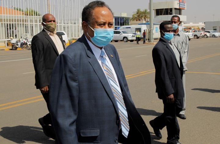 صورة حمدوك في طريقه إلى جوبا: اتفاق السلام أمر يستحق الاحتفاء
