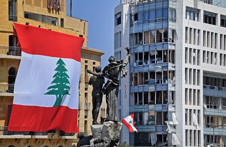 صورة حريق في مرفأ بيروت المنكوب.. والجيش يعلّق (شاهد)